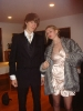 Broghan and Philipp go to the School Ball